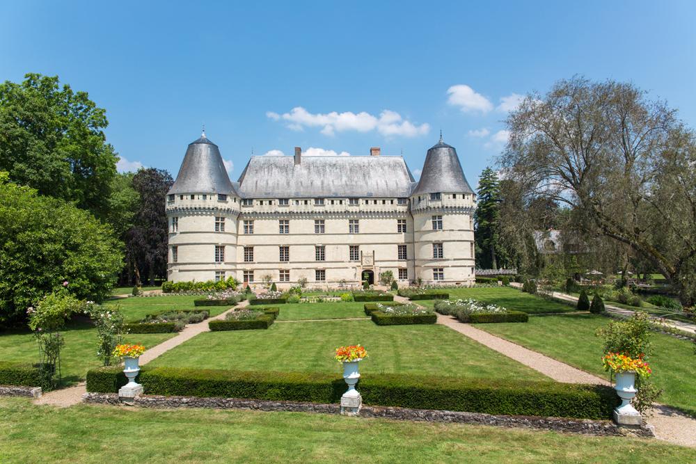 Château de L'Islette à Azay-le-Rideau
