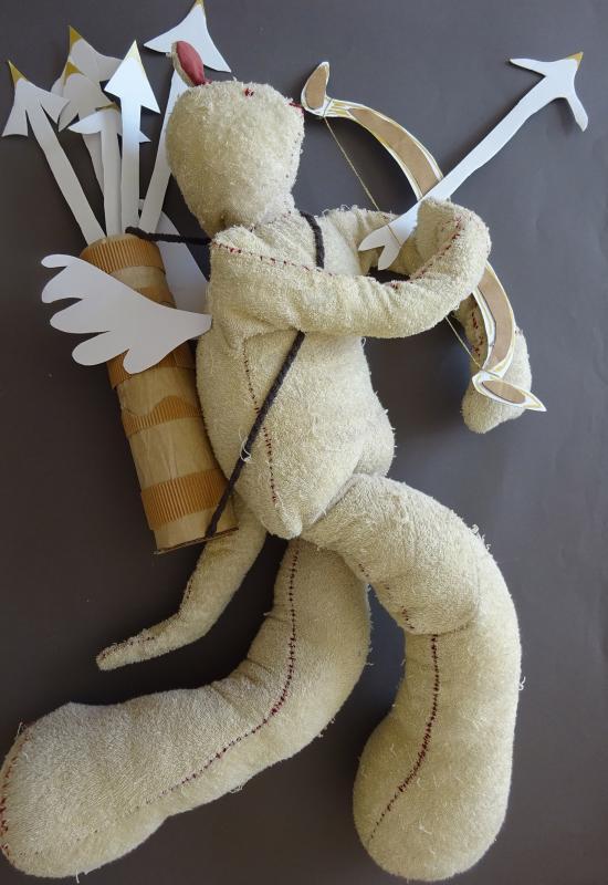 Atelier créatif à la maison « Les personnages mythologiques »