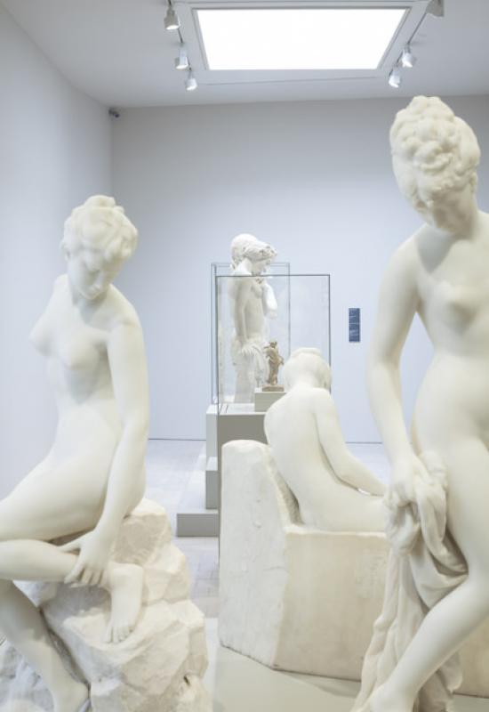 Les femmes du musée Camille Claudel