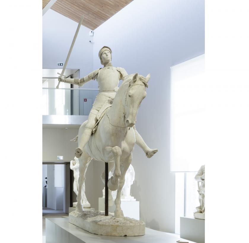Statue équestre de Jeanne d'Arc